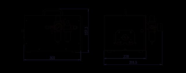 驱动器尺寸图