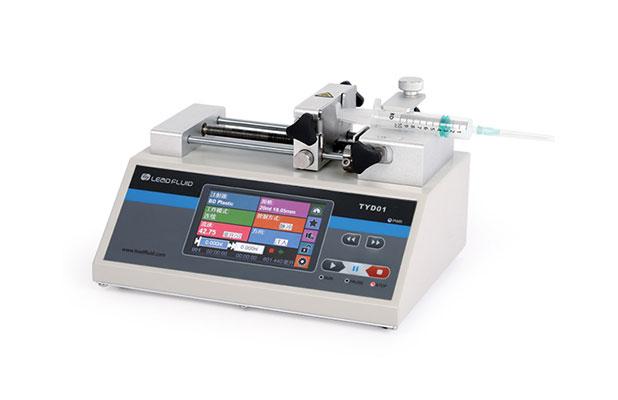 <b>TYD01-01型实验室注射泵</b>