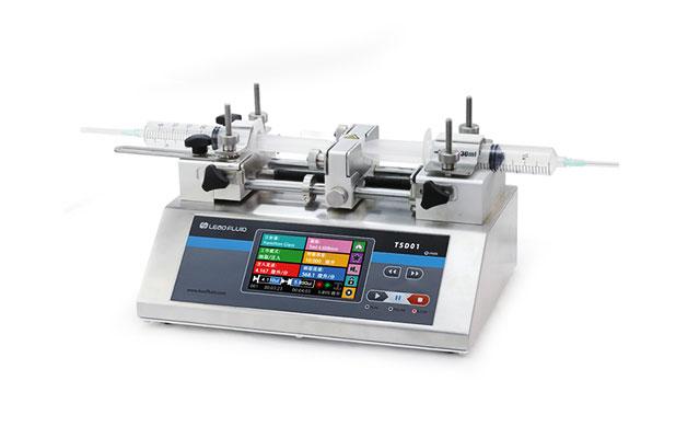 <b>TSD01-01型双向推拉注射泵</b>