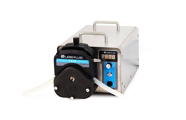 WG600S工业调速型蠕动泵