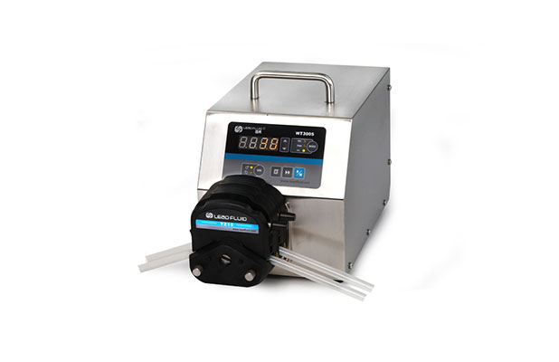 WT300S大扭矩调速型蠕动泵