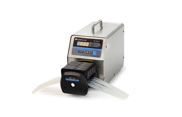 BT100S-1大扭矩调速型蠕动泵