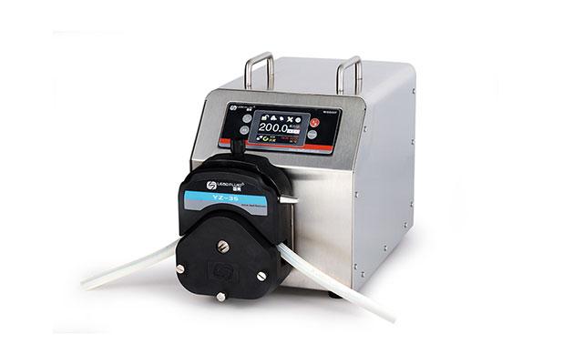 WG600F工业分配型智能蠕动泵