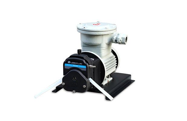 FG601S-A3变频防爆电机型蠕动泵