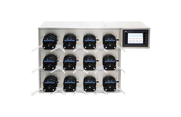 DS600-X蠕动泵灌装系统