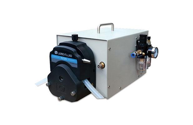 FG601S-Q气动马达型蠕动泵