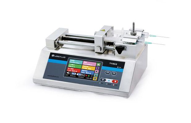 TYD02-02型实验室注射泵