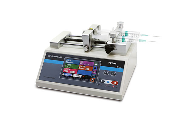 TYD01-02型实验室注射泵