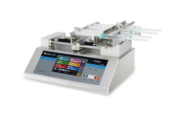 TYD02-04型实验室注射泵