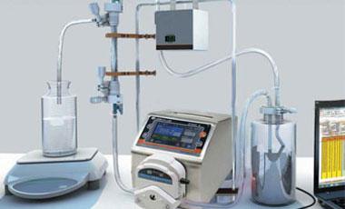 蠕动泵在纯化过滤中的应用