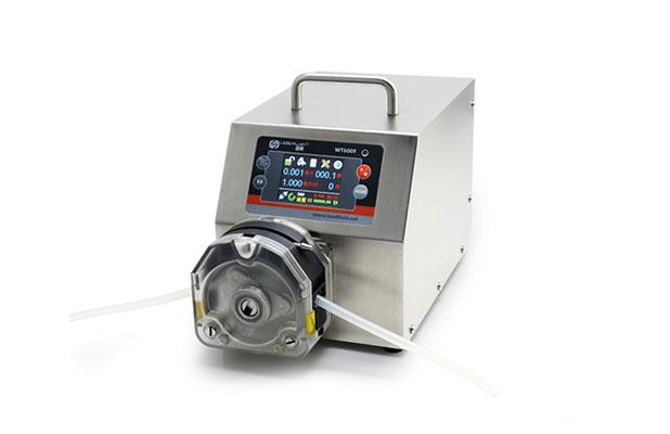 WT600F分配型智能蠕动泵