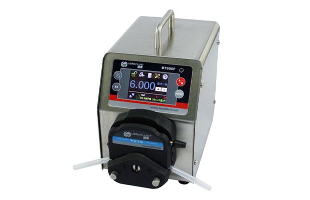 BT600F分配智能型蠕动泵