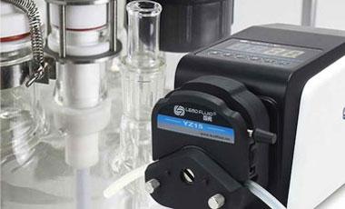 蠕动泵流量计算注意什么