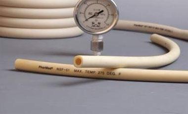 关于蠕动泵管发黄和出现斑点的原因
